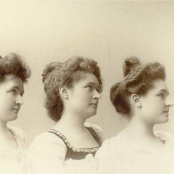 Libro: Retratos de mujeres,</br>1880 – 1920